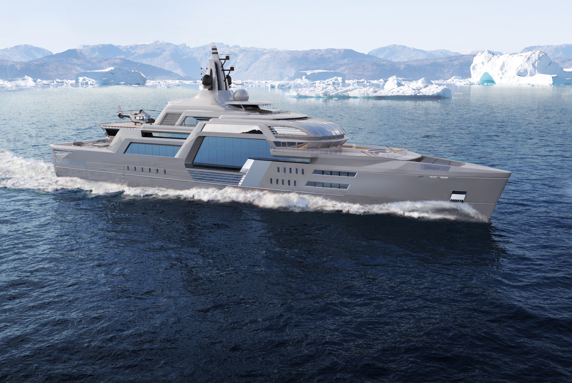 Concept Yacht STORMBREAKER for Sale with SuperYachtsMonaco