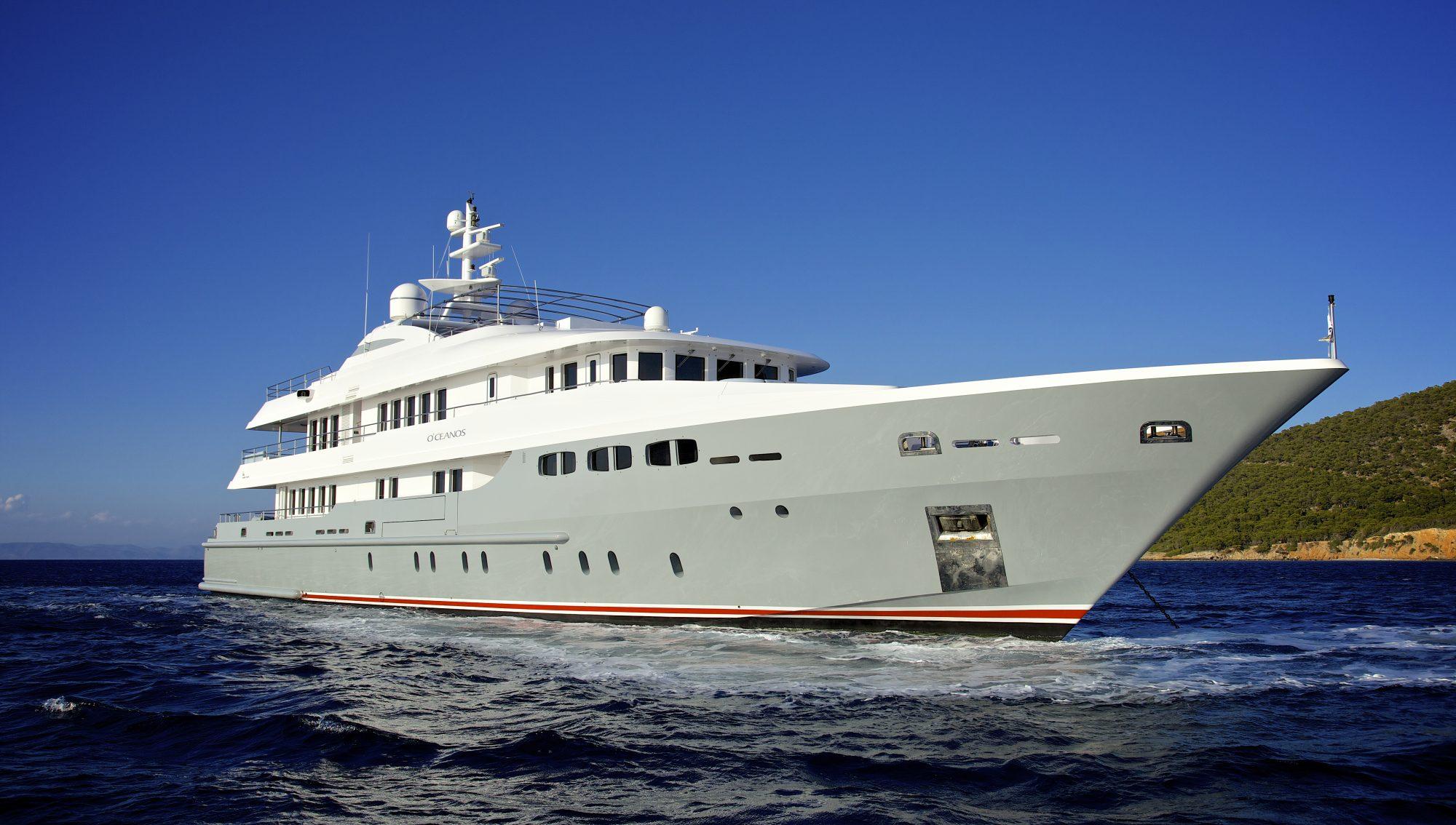 yacht for charter o'ceanos