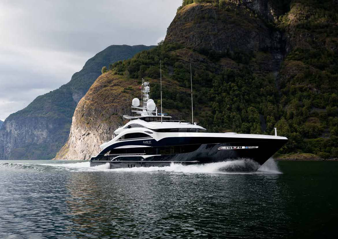 Motor Yacht LADY LI for Charter with SuperYachtsMonaco