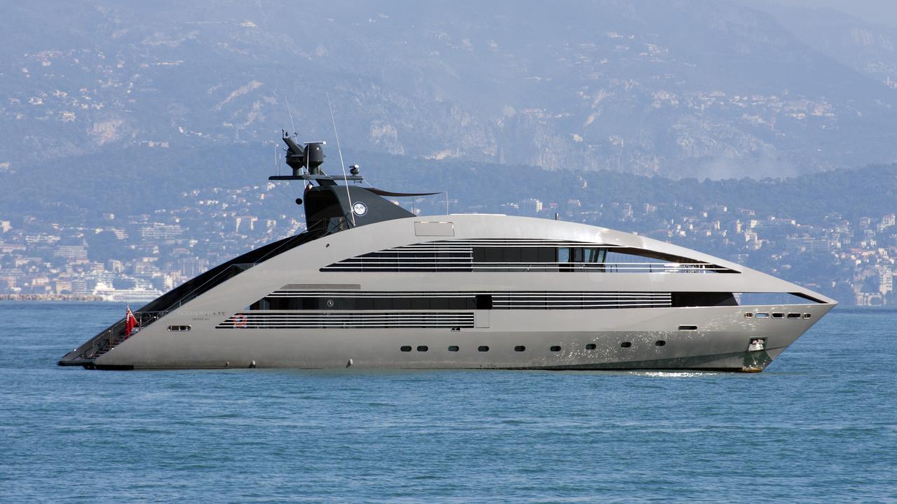 yacht for charter ocean sapphire