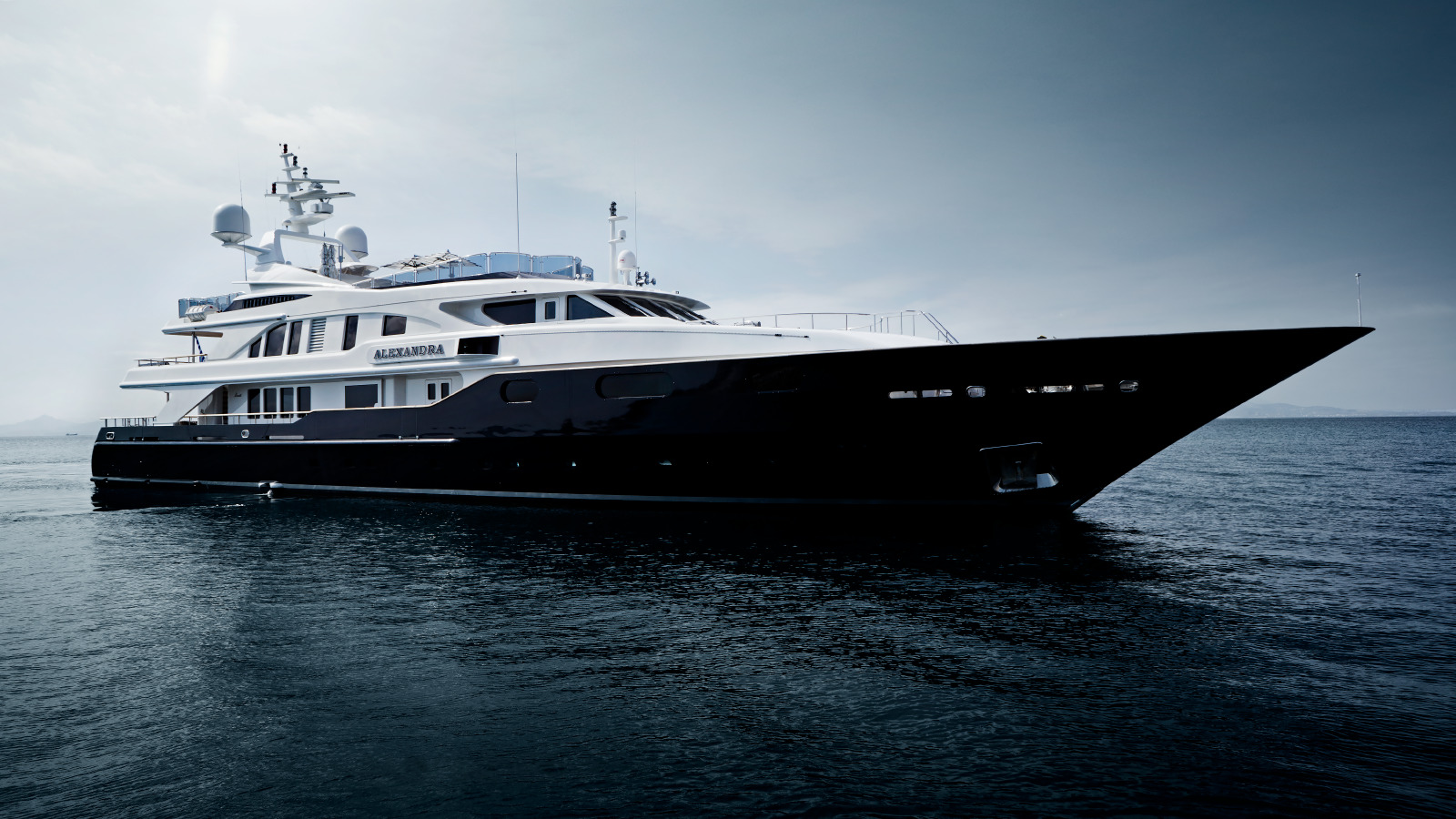 alexandra yacht for charter