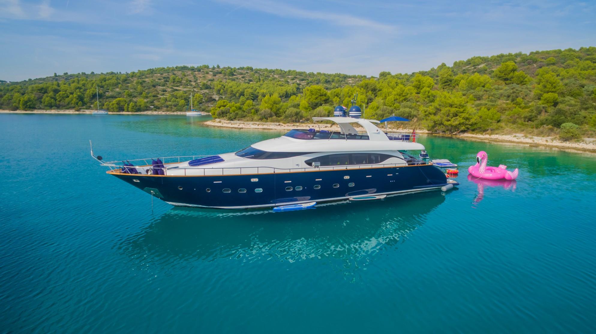 ASHA Yacht for Charter