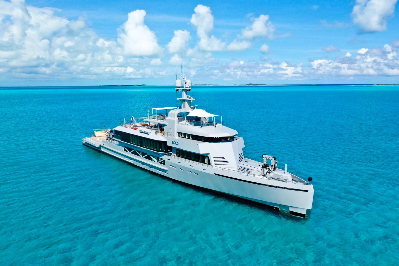 Motor Yacht BOLD for Charter with SuperYachtsMonaco