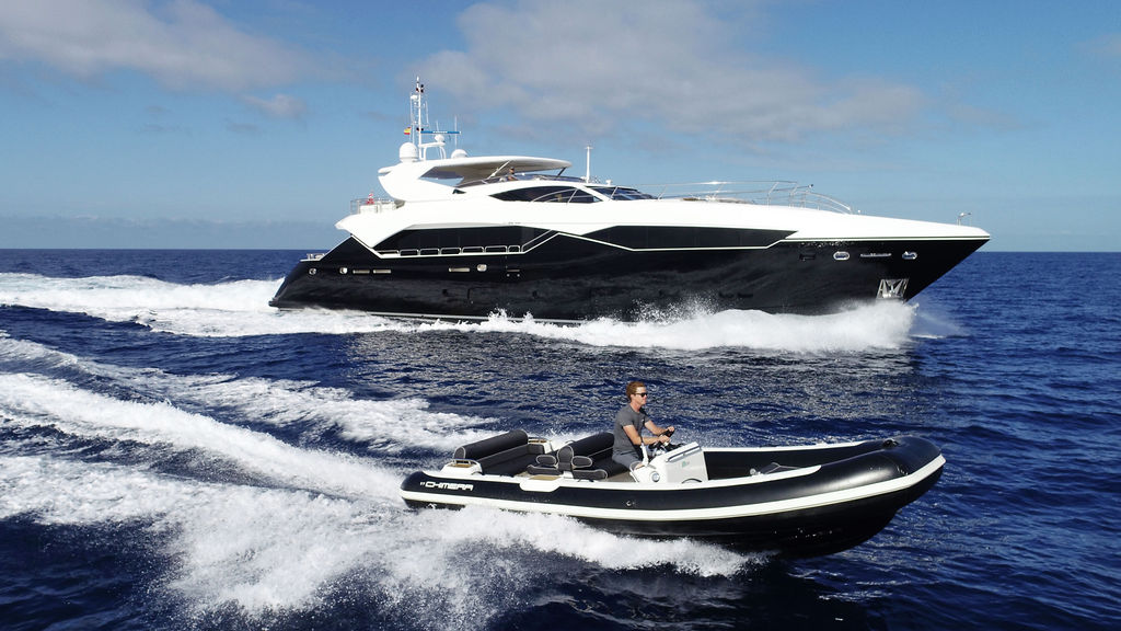 Chimera yacht for sale