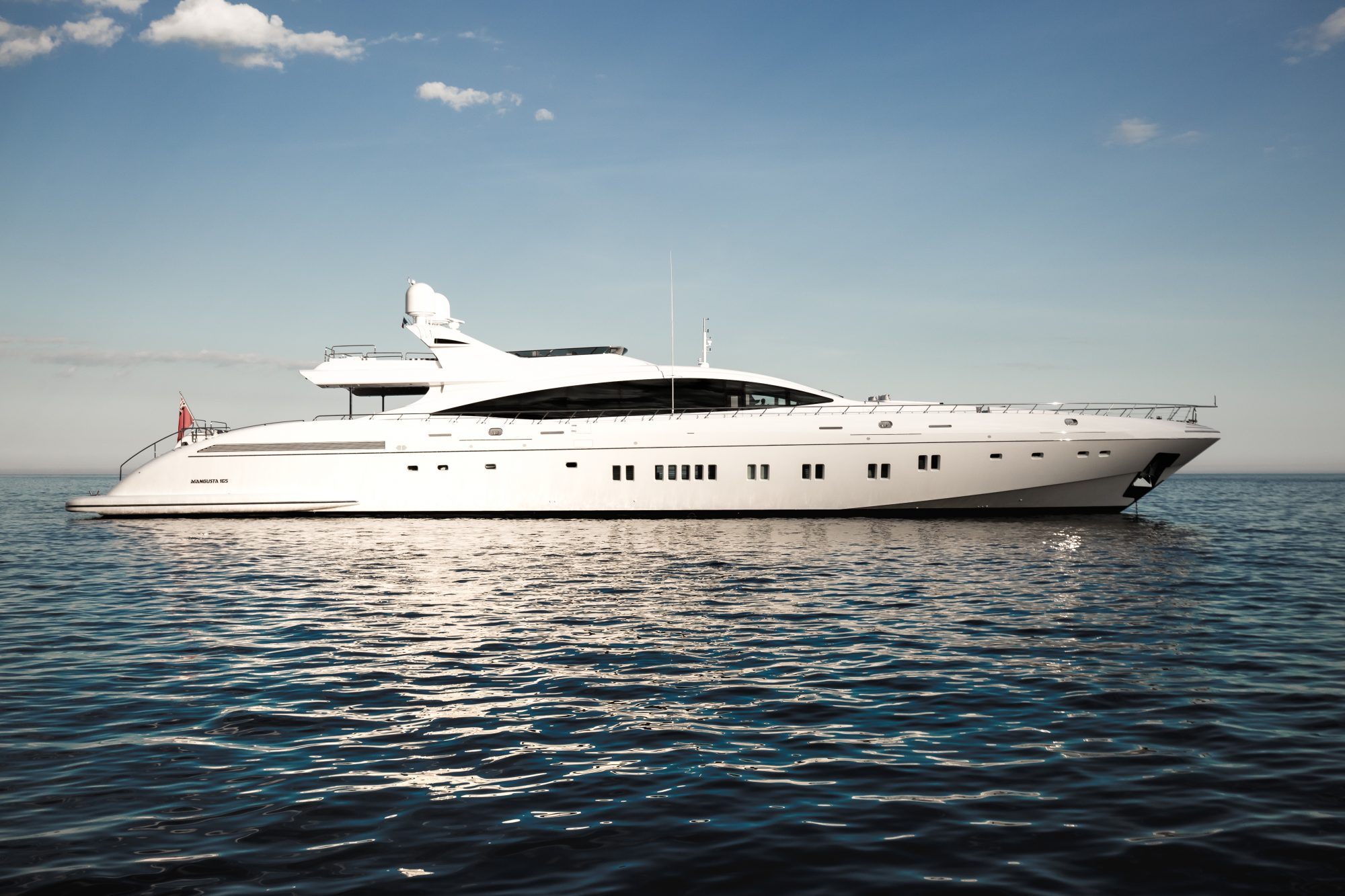 DA VINCI yacht for charter