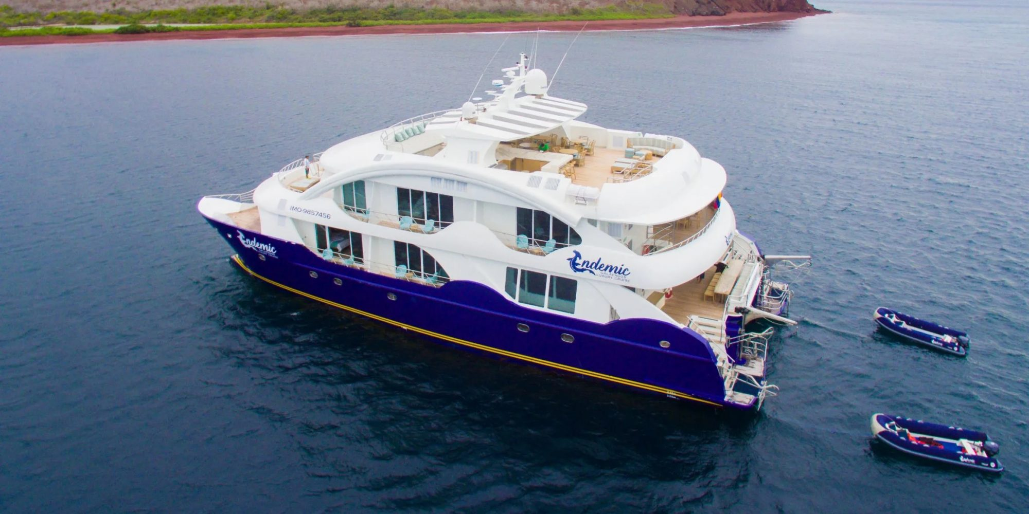 Motor Yacht ENDEMIC for Charter with SuperYachtsMonaco