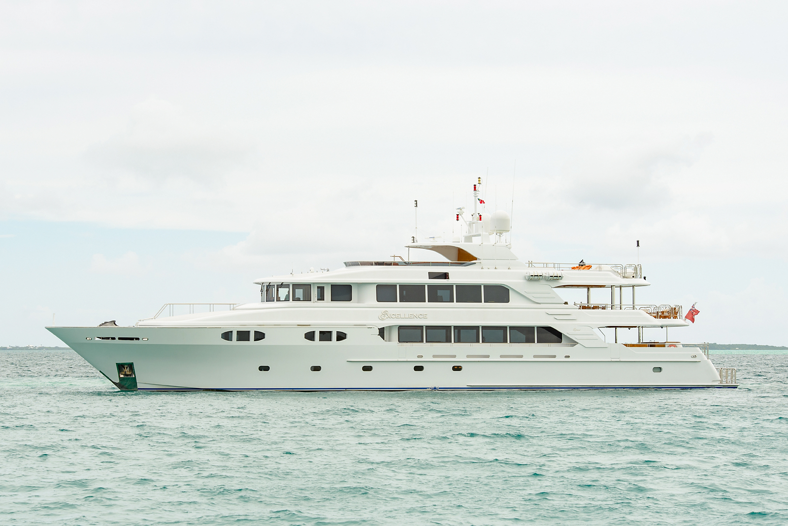 Motor Yacht EXCELLENCE for Sale with SuperYachtsMonaco