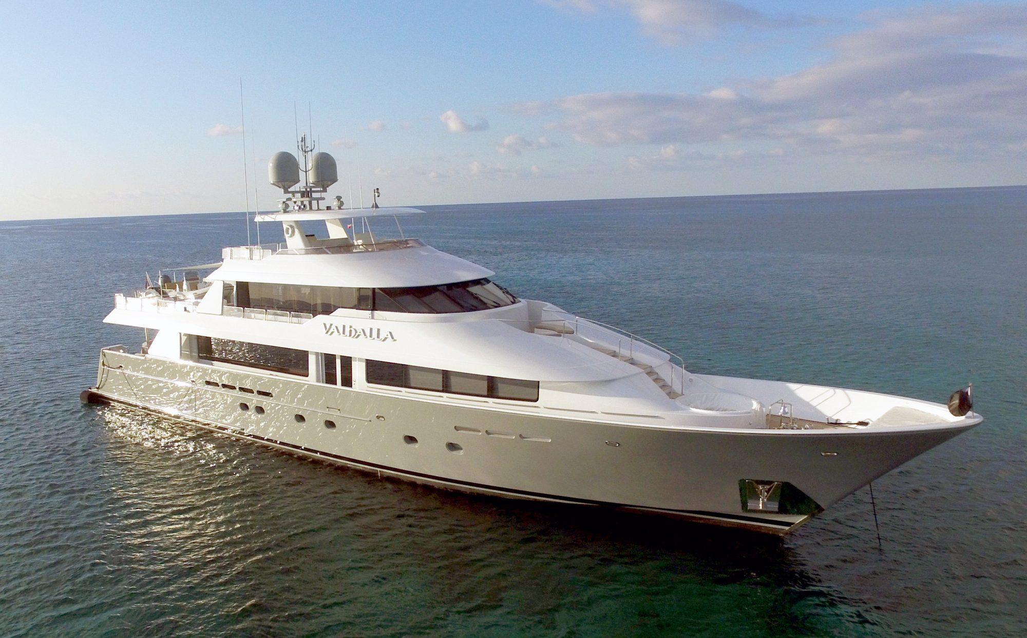 Motor Yacht VALHALLA for Charter with SuperYachtsMonaco