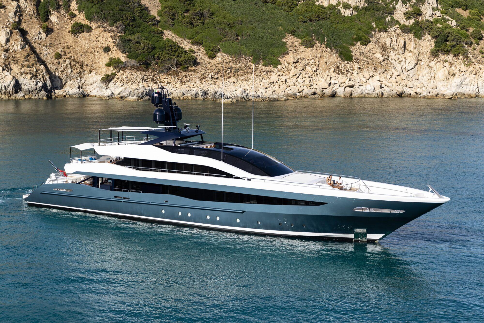 Motor Yacht IRISHA for Charter with SuperYachtsMonaco