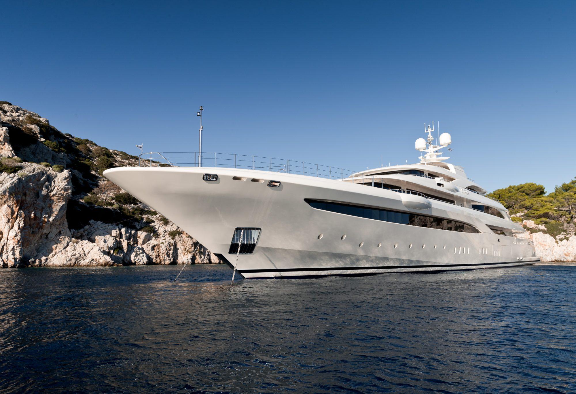 Motor Yacht O'PTASIA for Charter with SuperYachtsMonaco