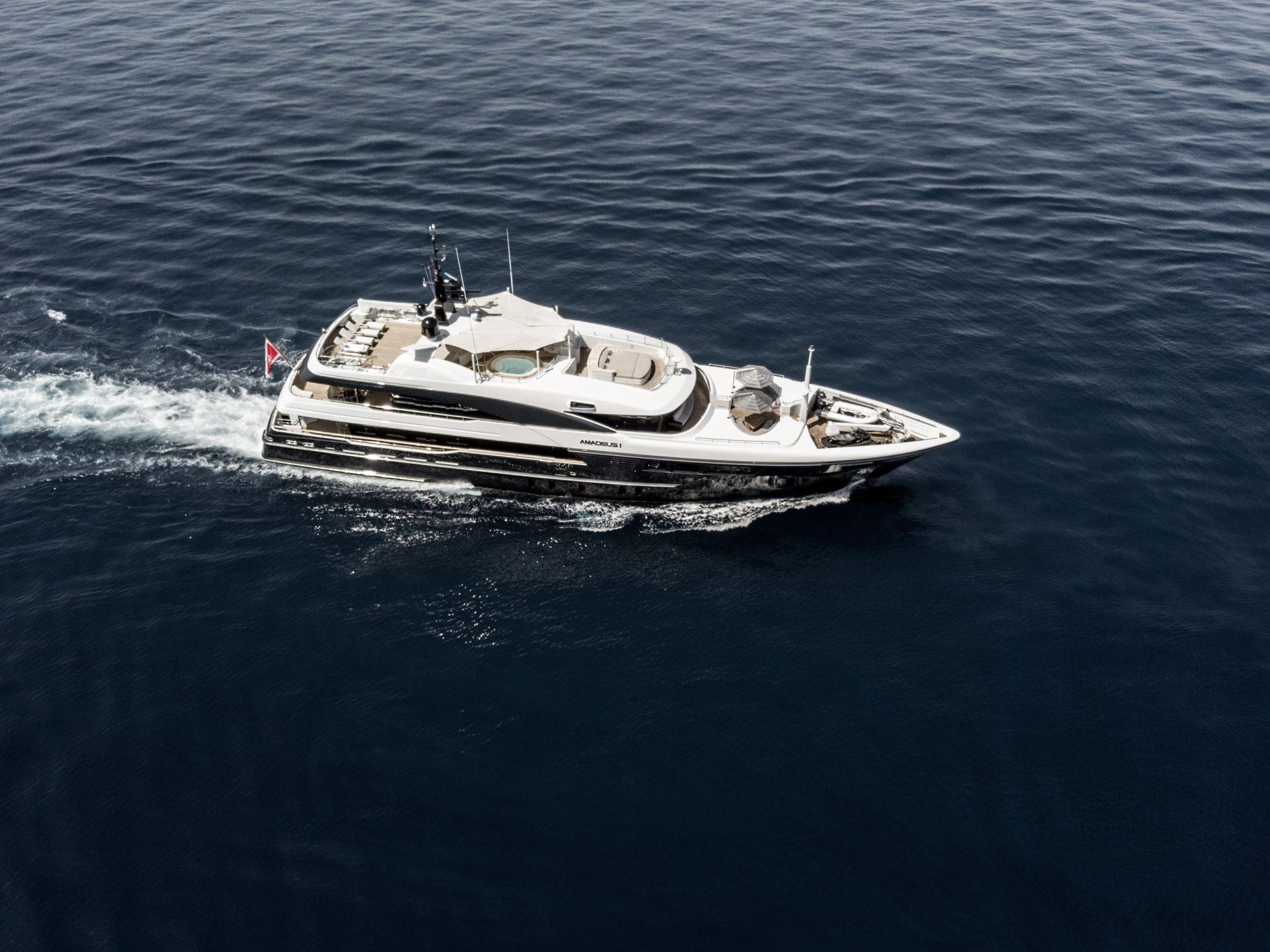 Motor Yacht AMADEUS 1 for Charter with SuperYachtsMonaco