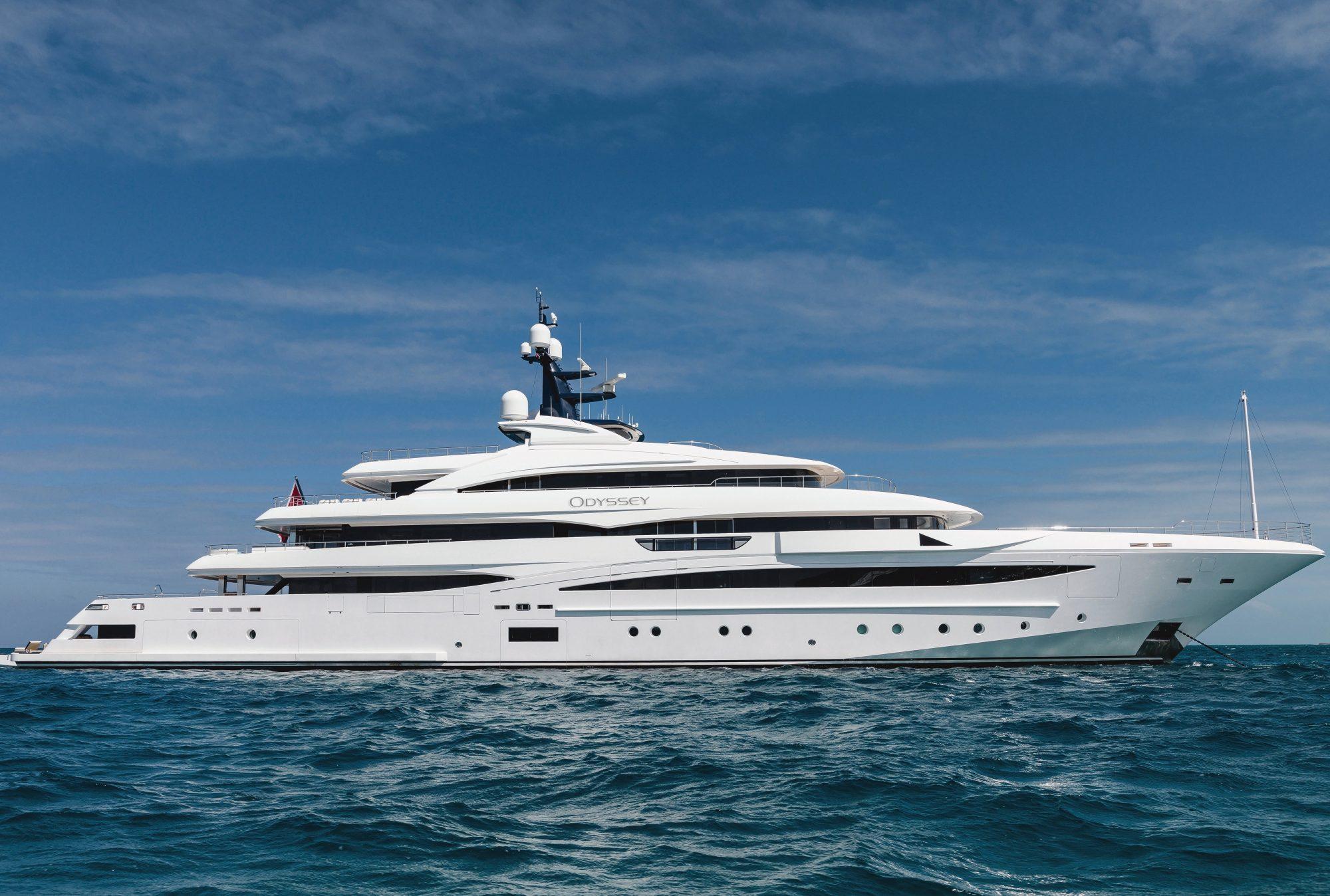 Motor Yacht LADY JORGIA for Charter with SuperYachtsMonaco