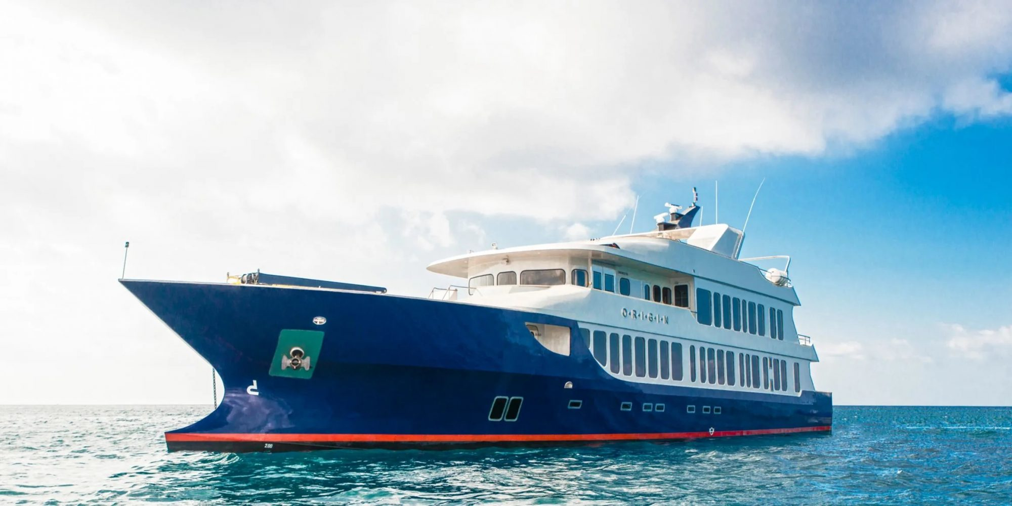 Motor Yacht ORIGIN for Charter with SuperYachtsMonaco