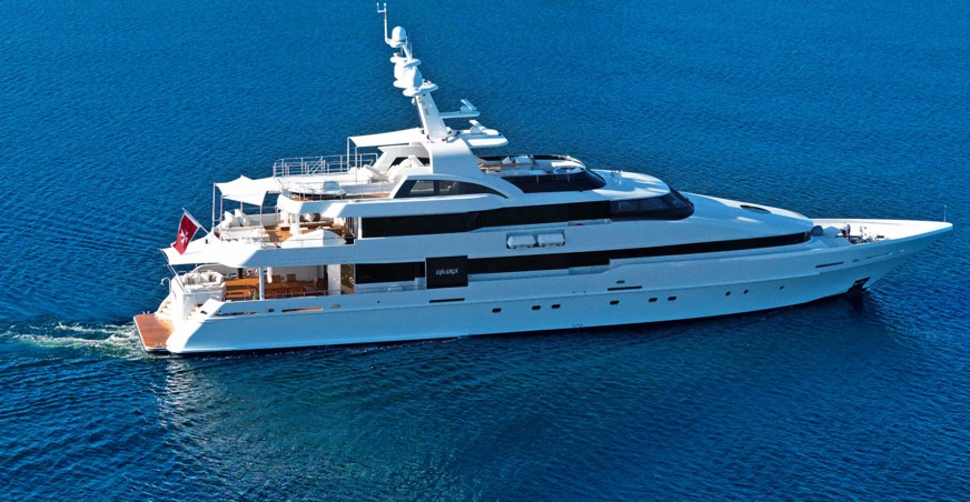 Motor Yacht LIFE SAGA for Charter with SuperYachtsMonaco