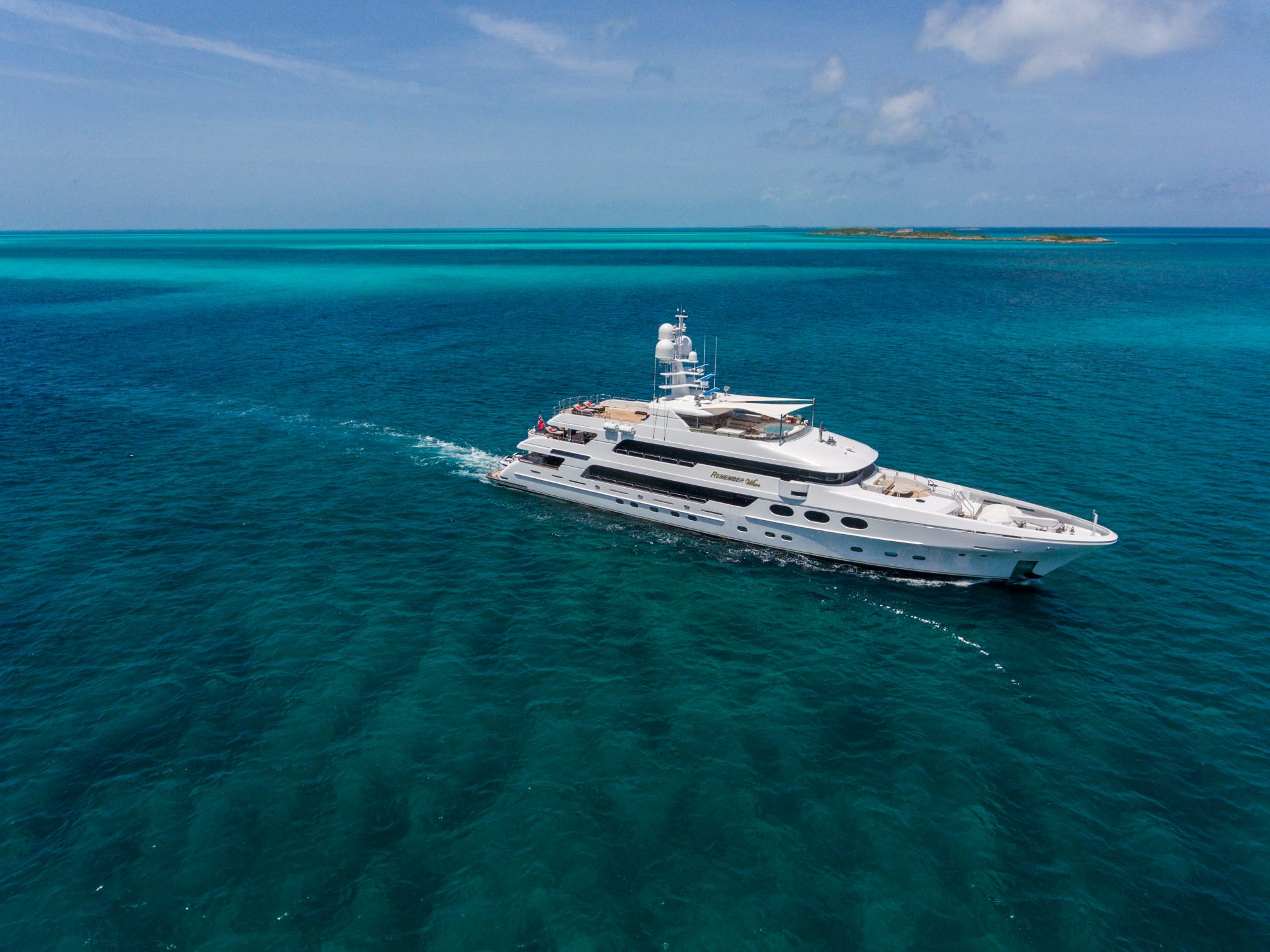 Motor Yacht Remember When for Charter with SuperYachtsMonaco