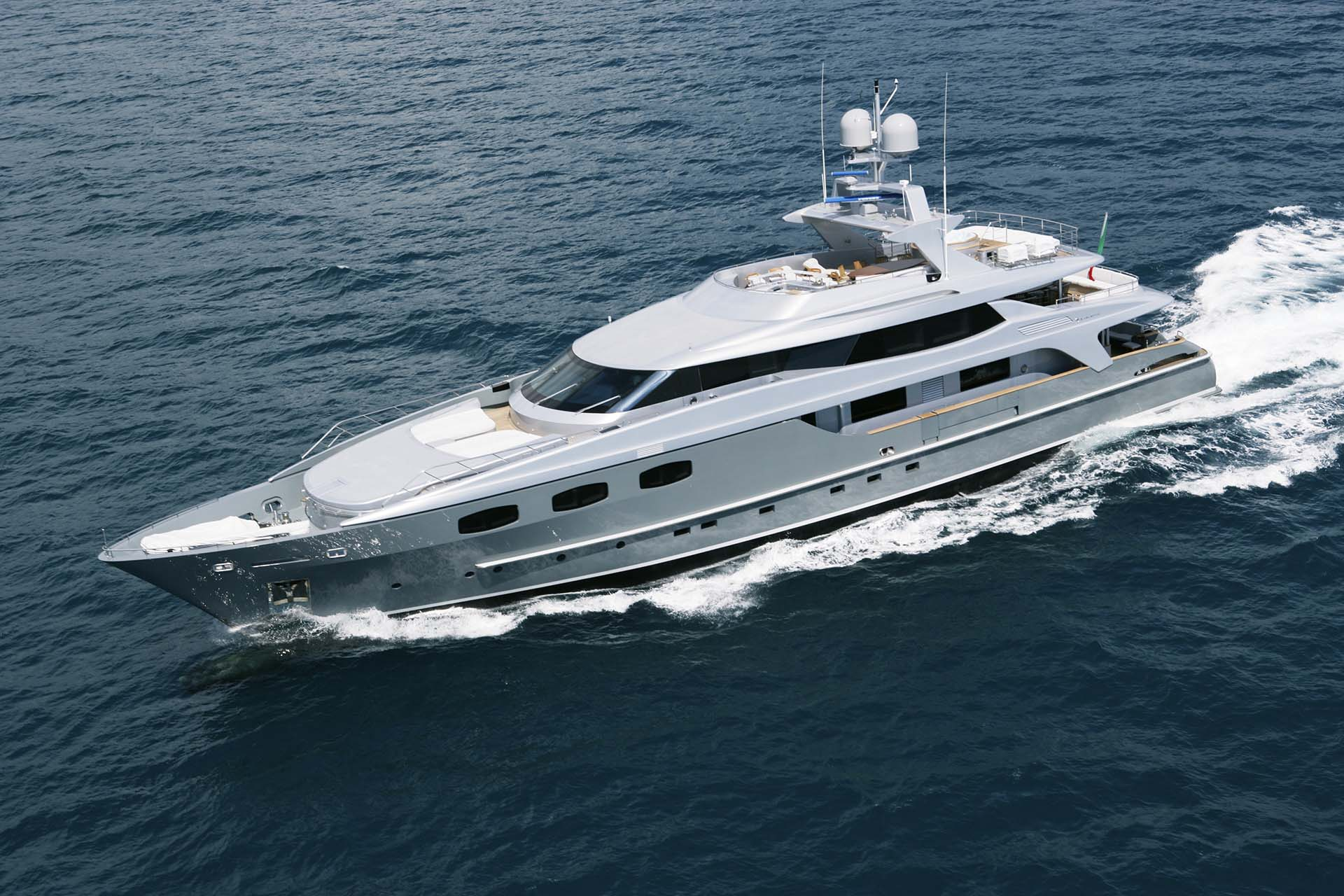 Motor Yacht ANNAMIA for Charter with SuperYachtsMonaco