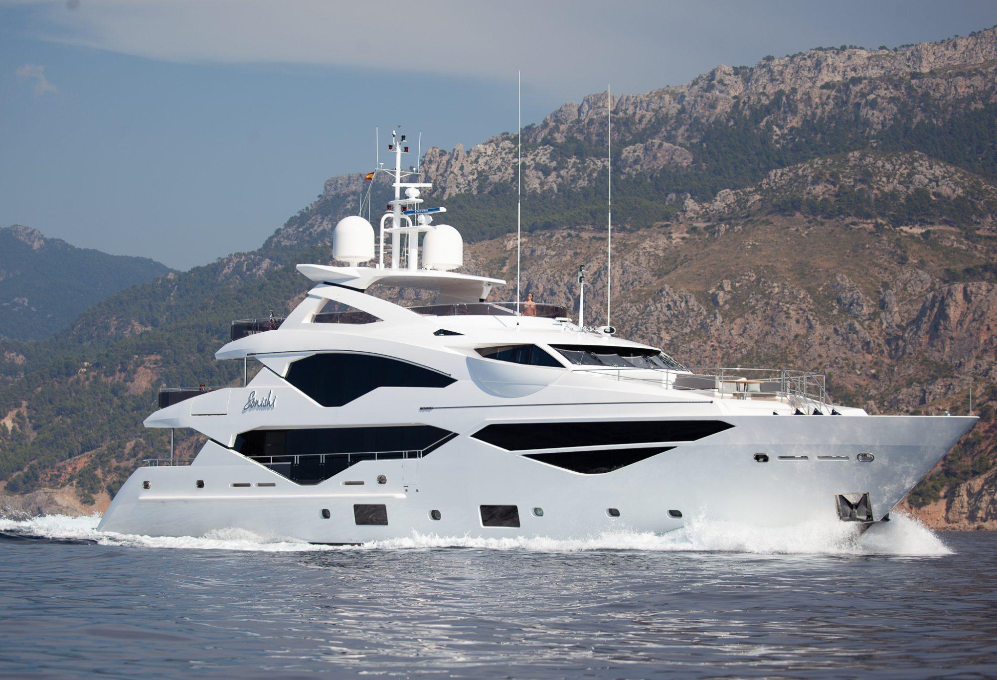 Motor Yacht SONISHI for Charter with SuperYachtsMonaco