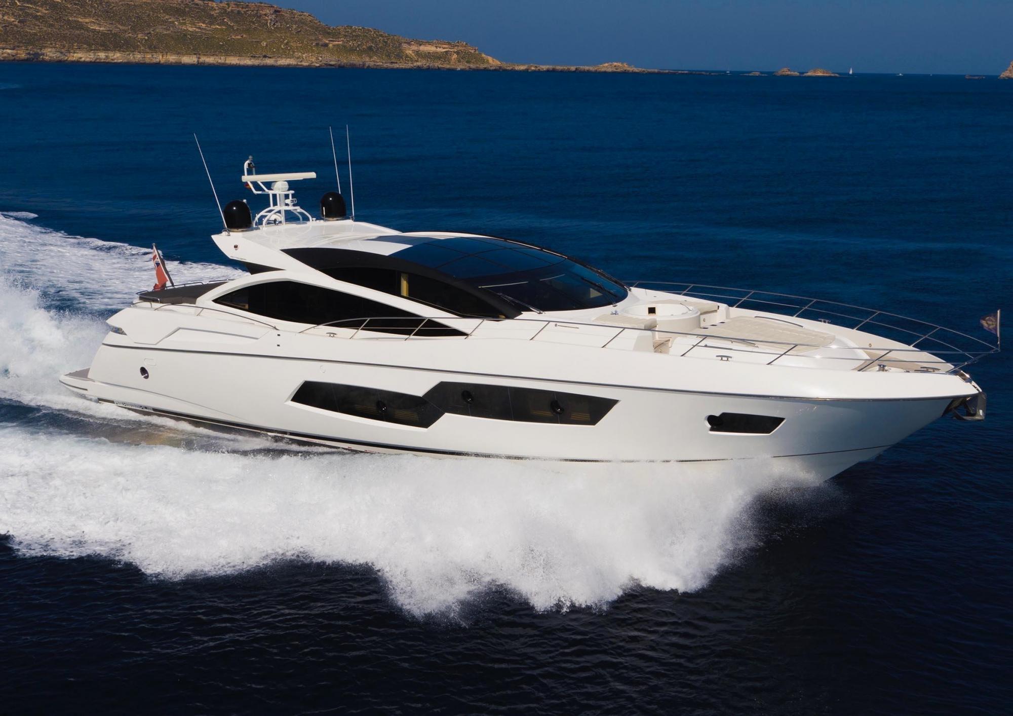 Motor Yacht SKYFALL UK for Charter with SuperYachtsMonaco