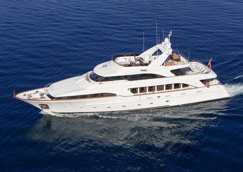 Motor Yacht ACCAMA for Charter with SuperYachtsMonaco