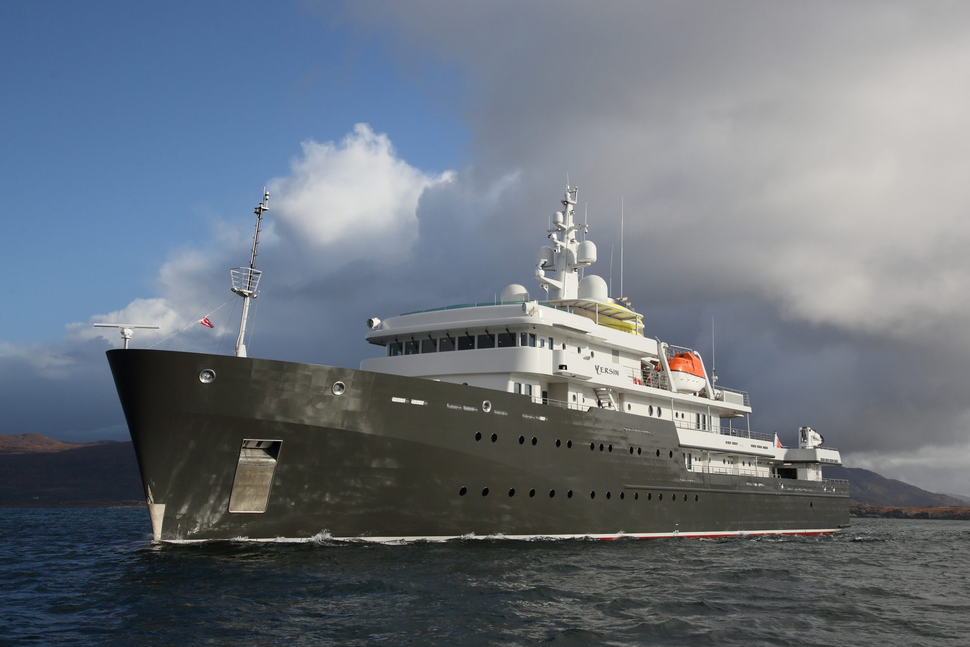 Motor Yacht YERSIN for Charter with SuperYachtsMonaco
