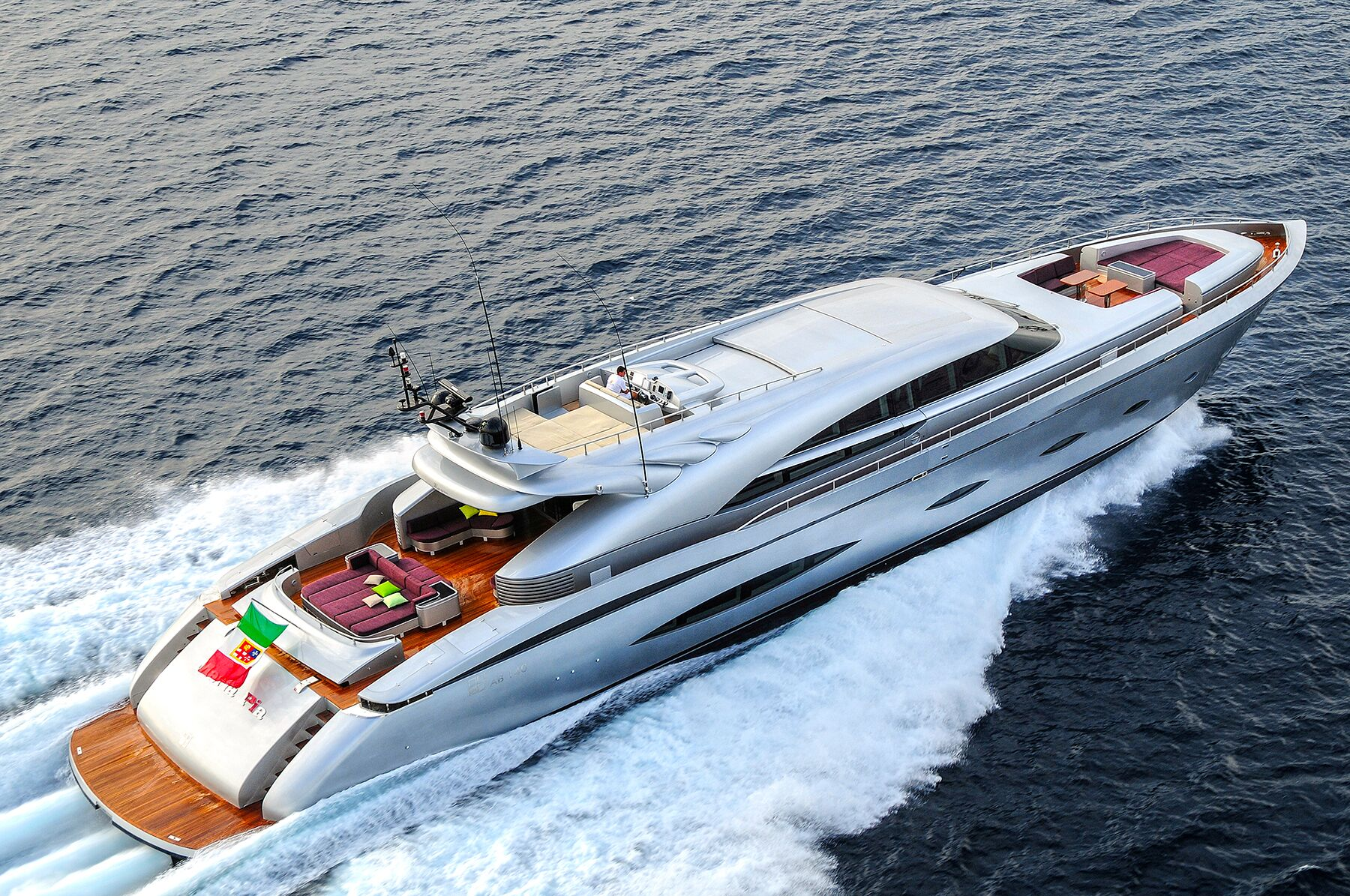 MY TOY yacht for charter