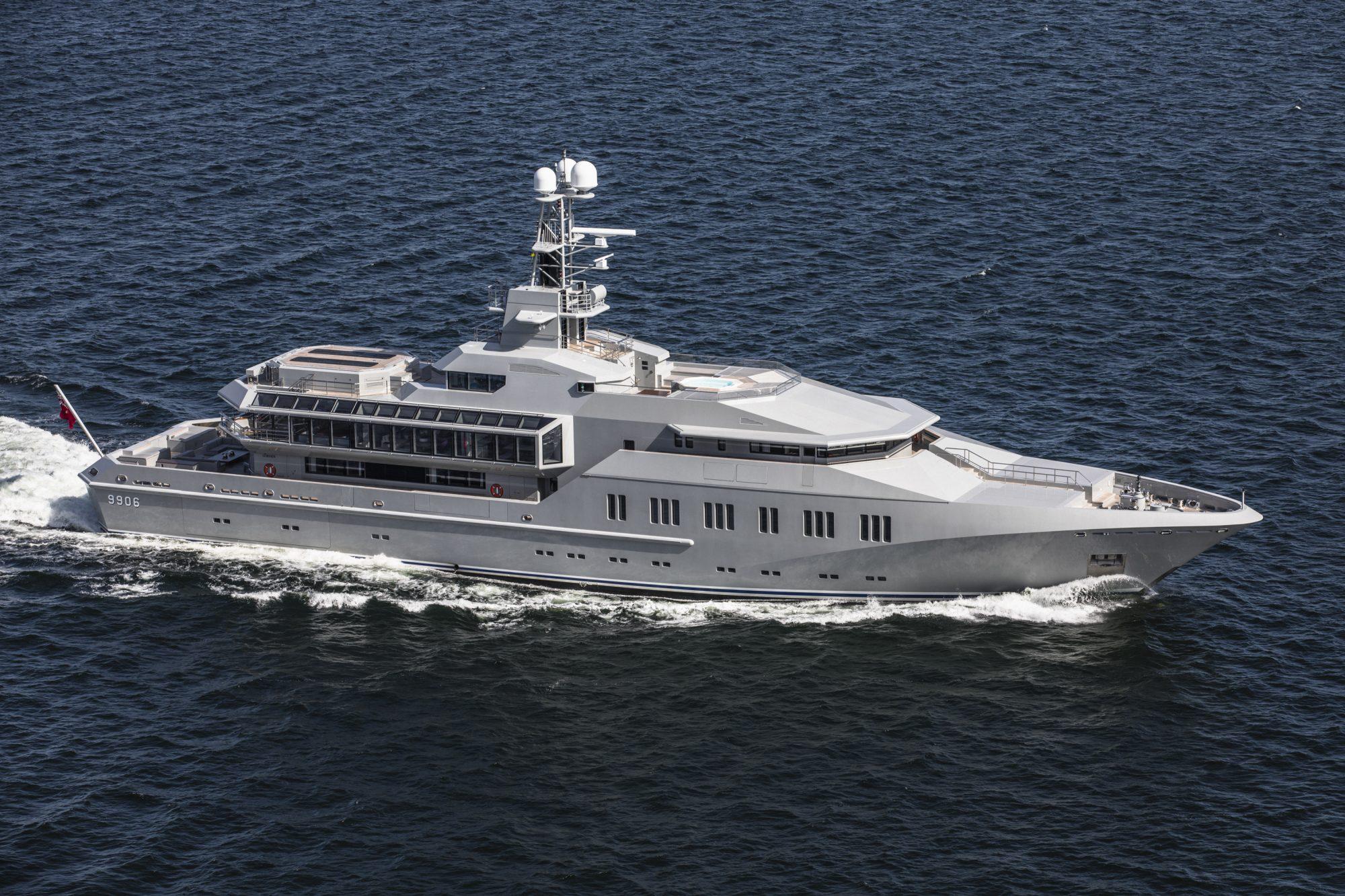 Motor Yacht SKAT for Sale with SuperYachtsMonaco