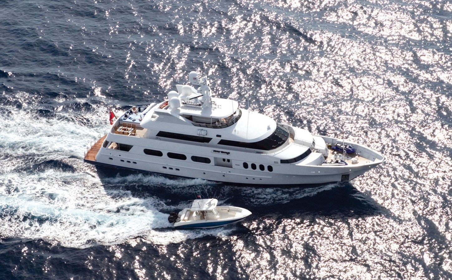 Motor Yacht NEVER ENOUGH for Sale with SuperYachtsMonaco