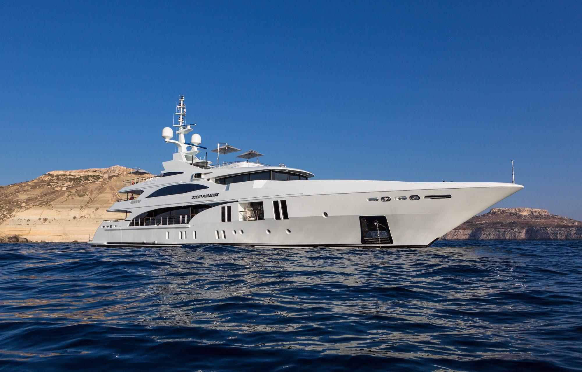 Motor Yacht OCEAN PARADISE for Sale with SuperYachtsMonaco