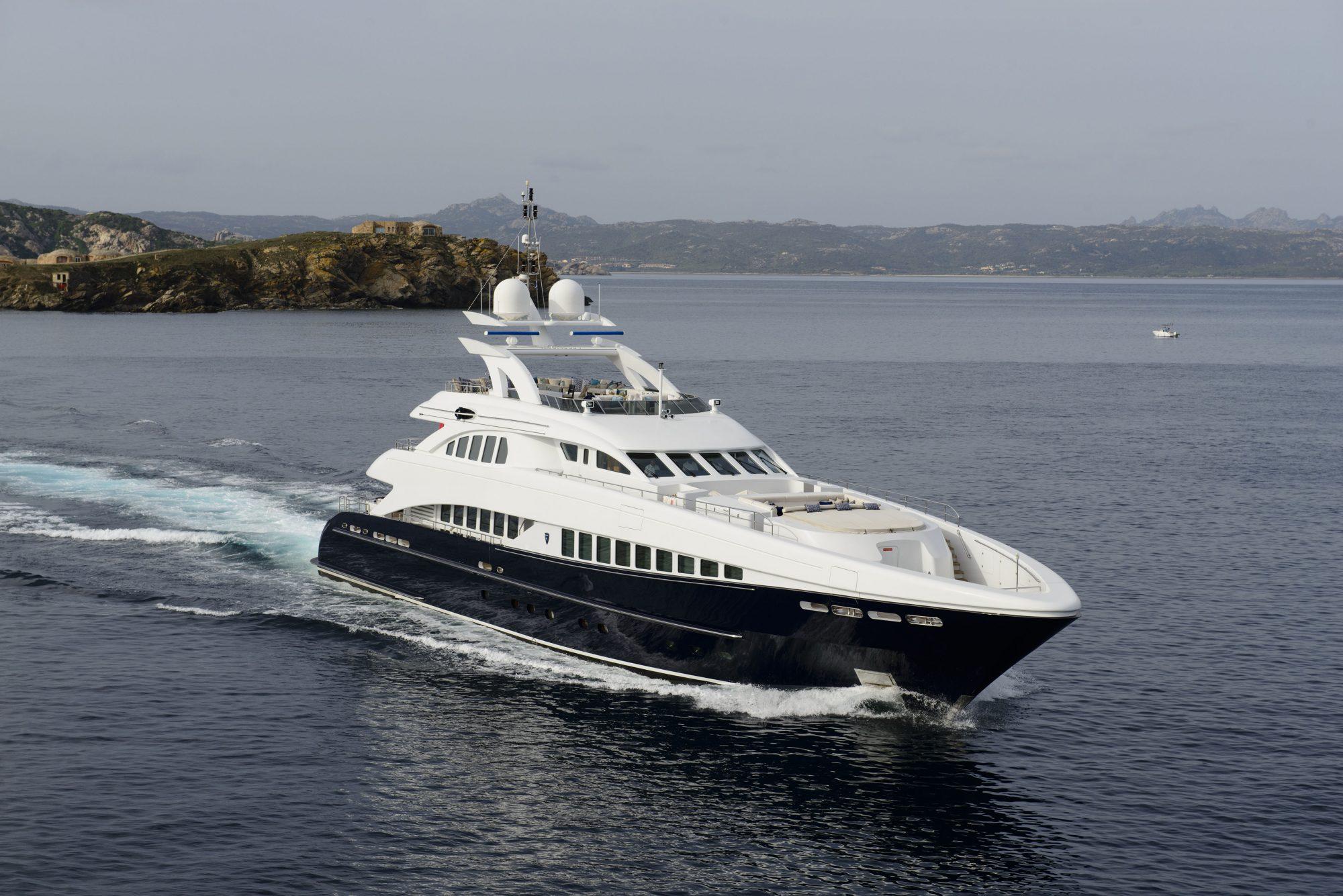 Motor Yacht LADY LARA for Sale with SuperYachtsMonaco