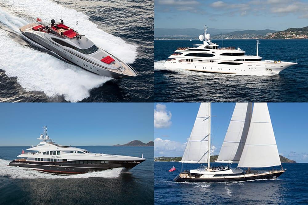 SuperYachtsMonaco Sell 4 Superyachts in 4 Months