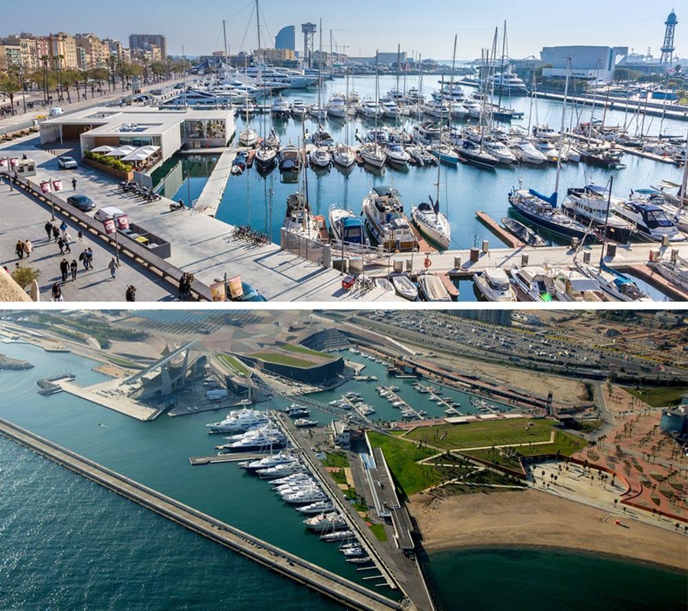 Best Marinas For 60m+ Superyachts