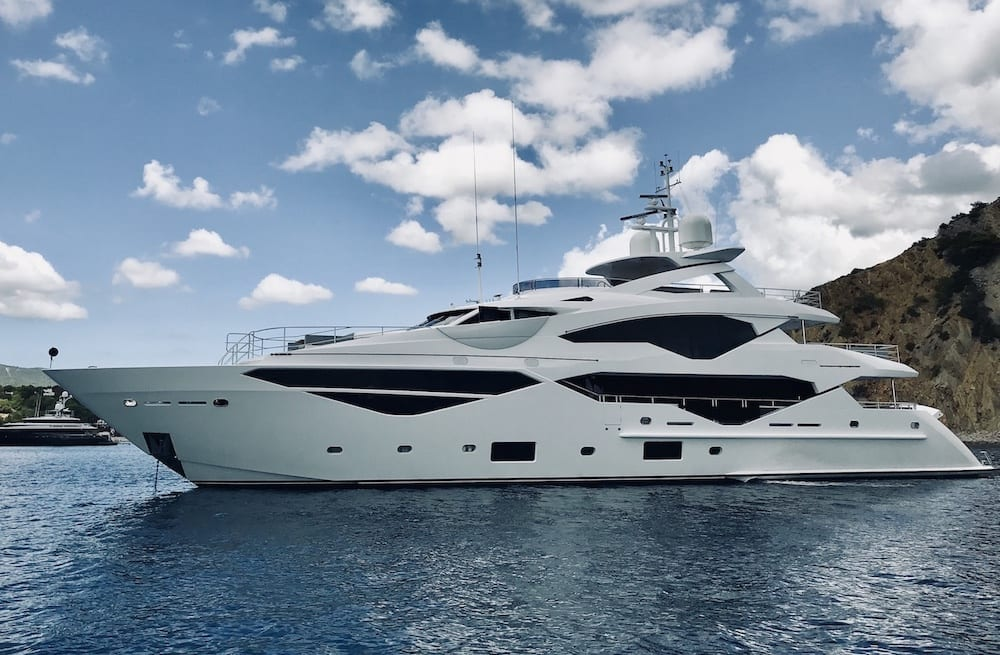 New and Exclusive to SuperYachtsMonaco - 40.5m BERCO VOYAGER