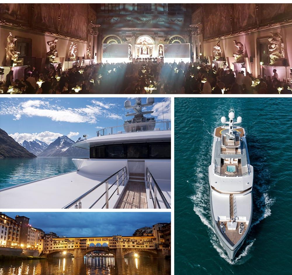 CLOUDBREAK Wins Big at the World Superyacht Awards 2017
