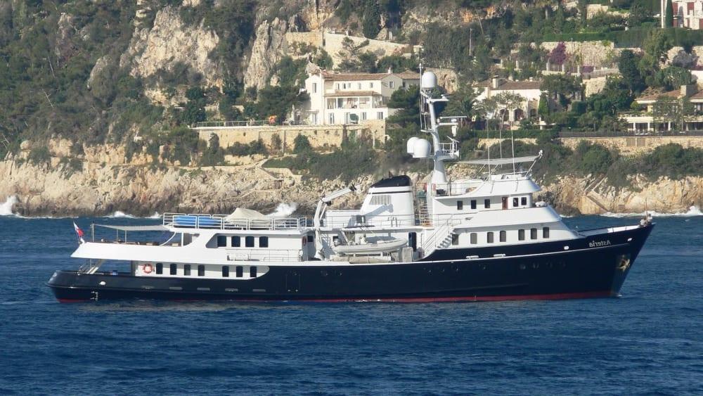 Ice Breaker: Best Explorer Yachts for Global Exploration