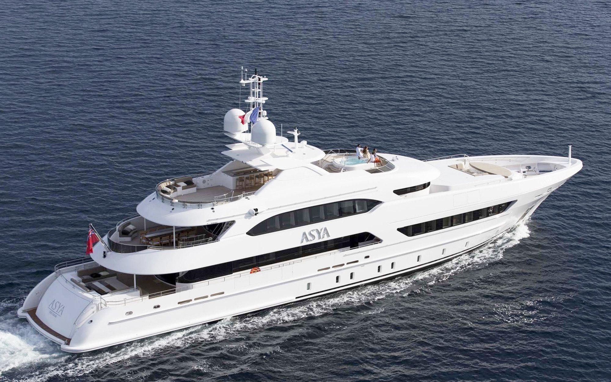 Motor Yacht ASYA for Sale with SuperYachtsMonaco