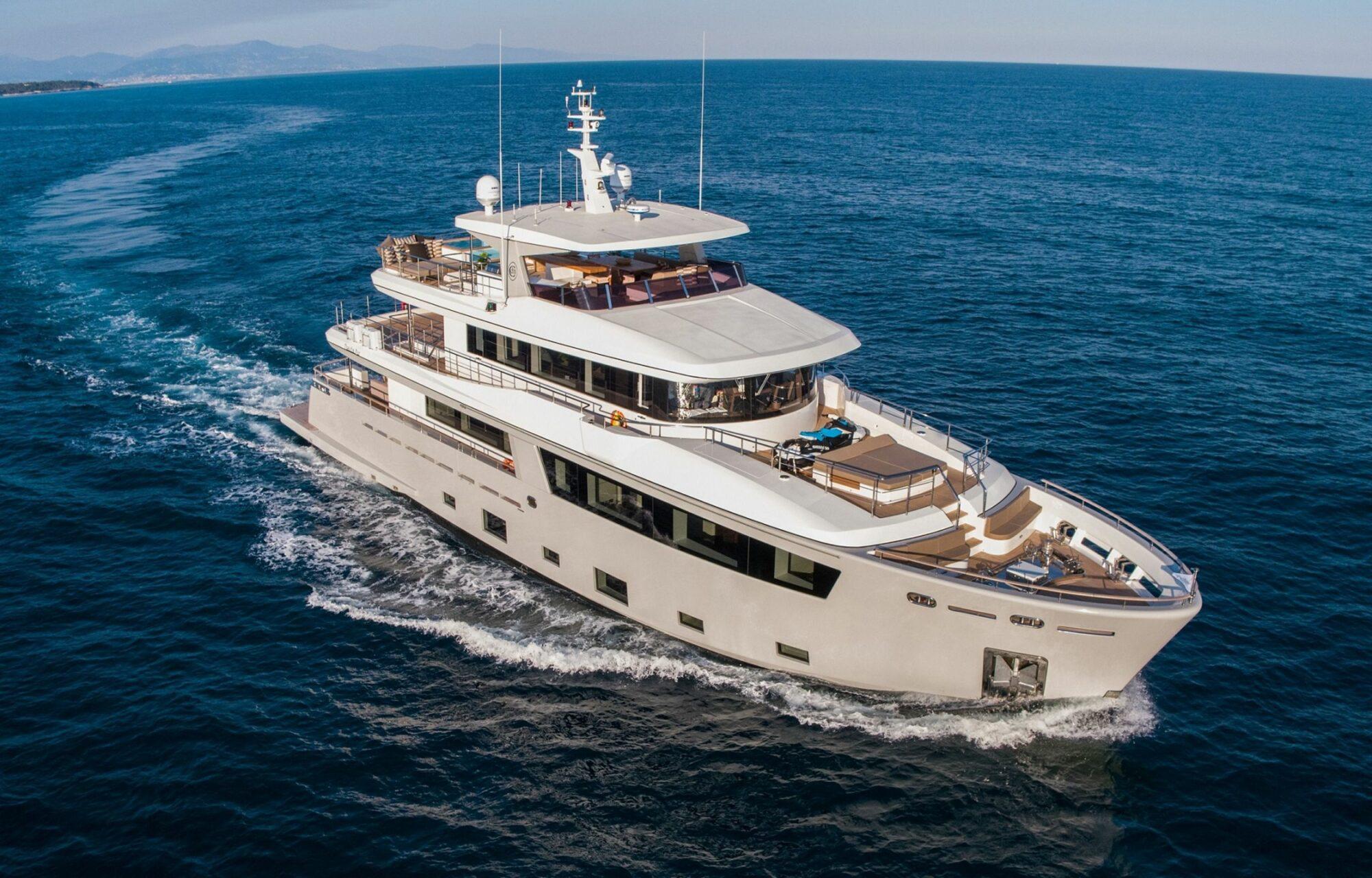 Motor Yacht MIMI LA SARDINE for Charter with SuperYachtsMonaco