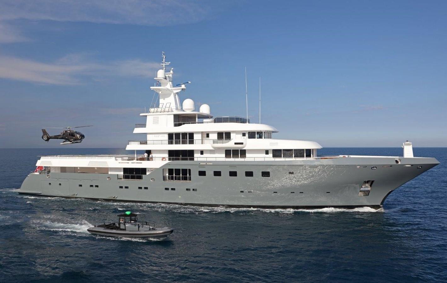 Motor Yacht PLANET NINE for Sale with SuperYachtsMonaco