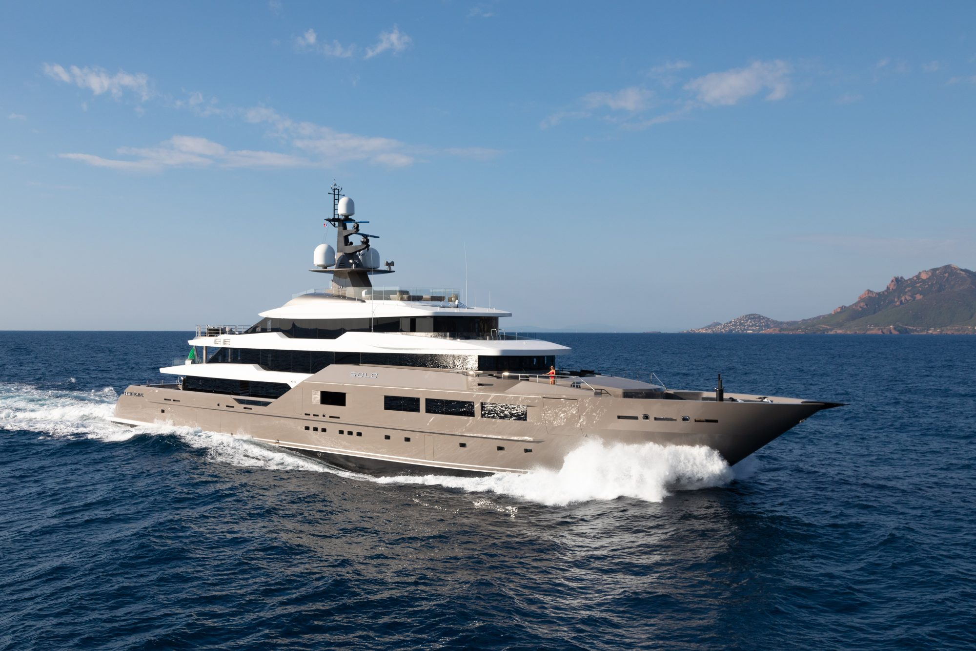 Motor Yacht SOLO for Sale with SuperYachtsMonaco