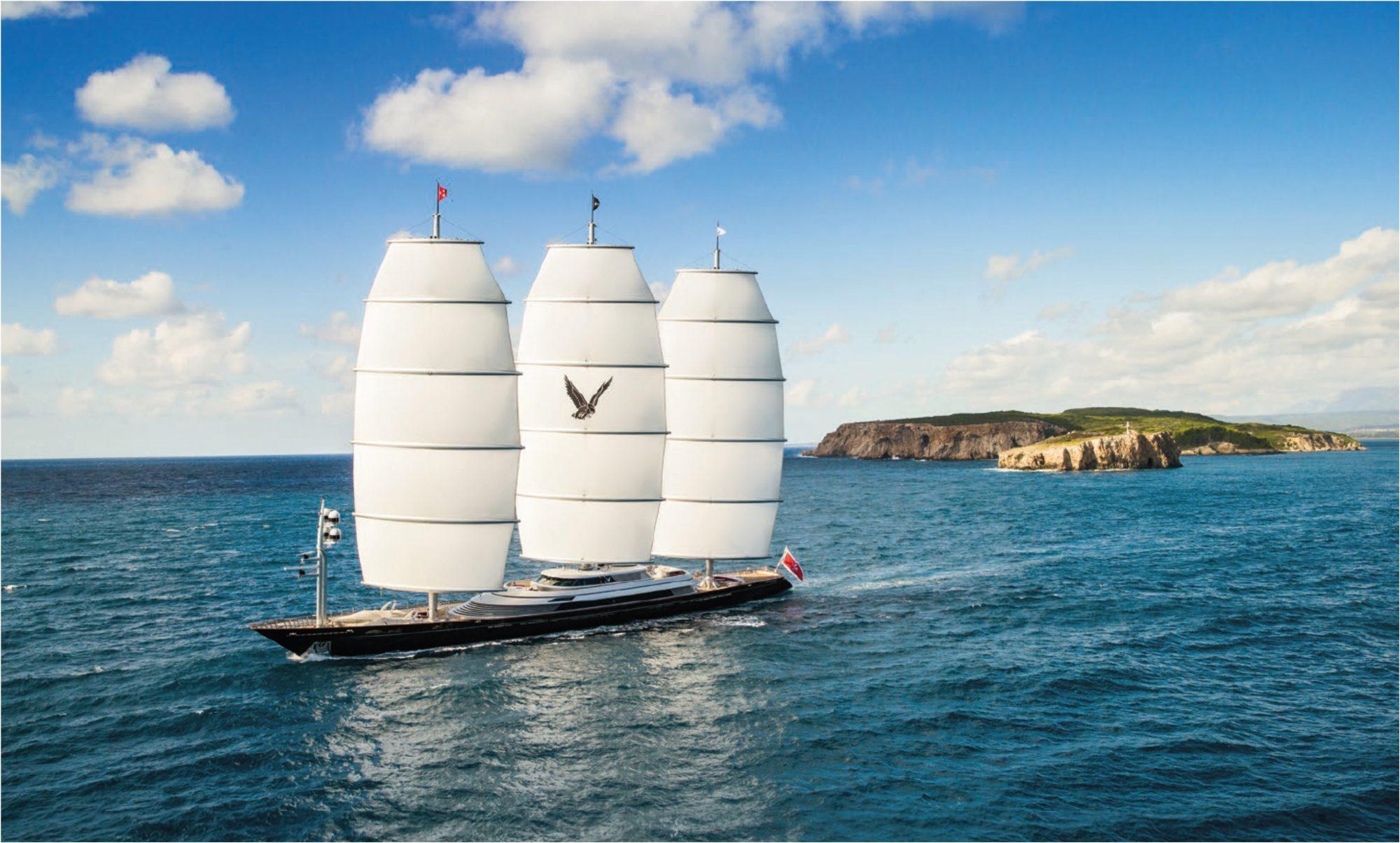 Motor Yacht MALTESE FALCON for Charter with SuperYachtsMonaco