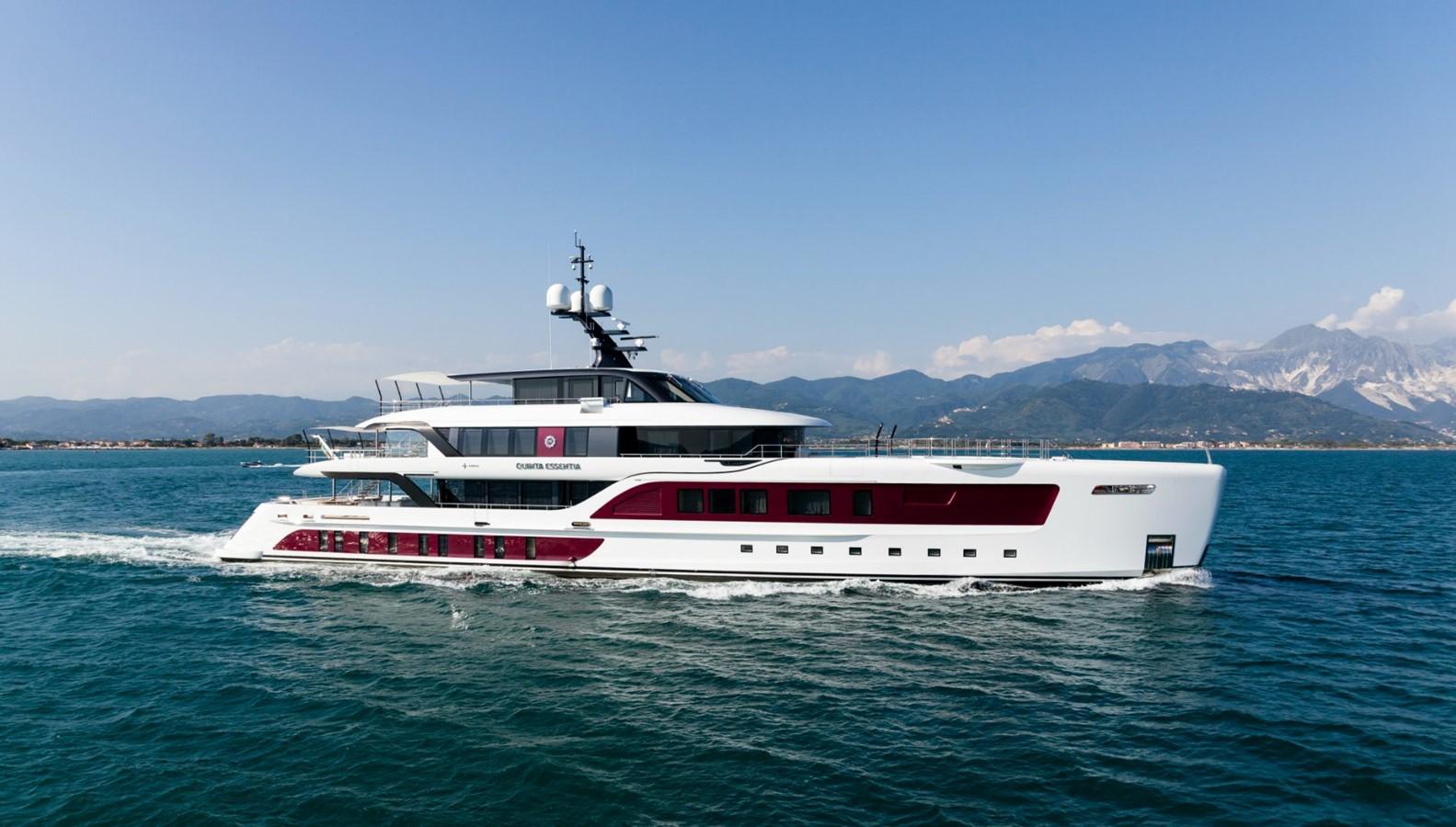 Motor Yacht QUINTA ESSENTIA for Sale with SuperYachtsMonaco