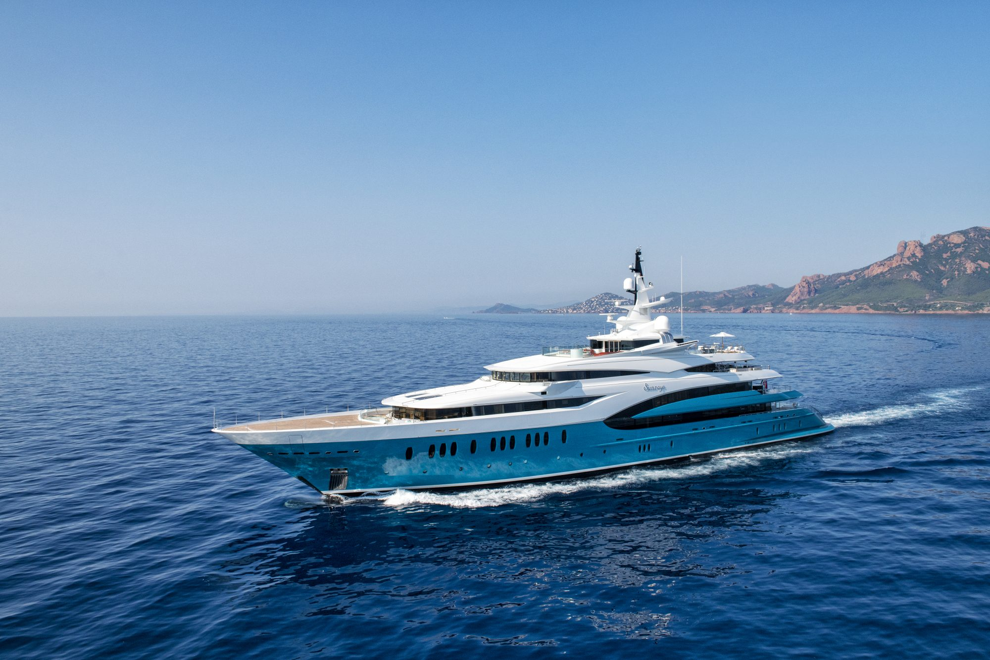 Motor Yacht SUNRAYS for Sale with SuperYachtsMonaco