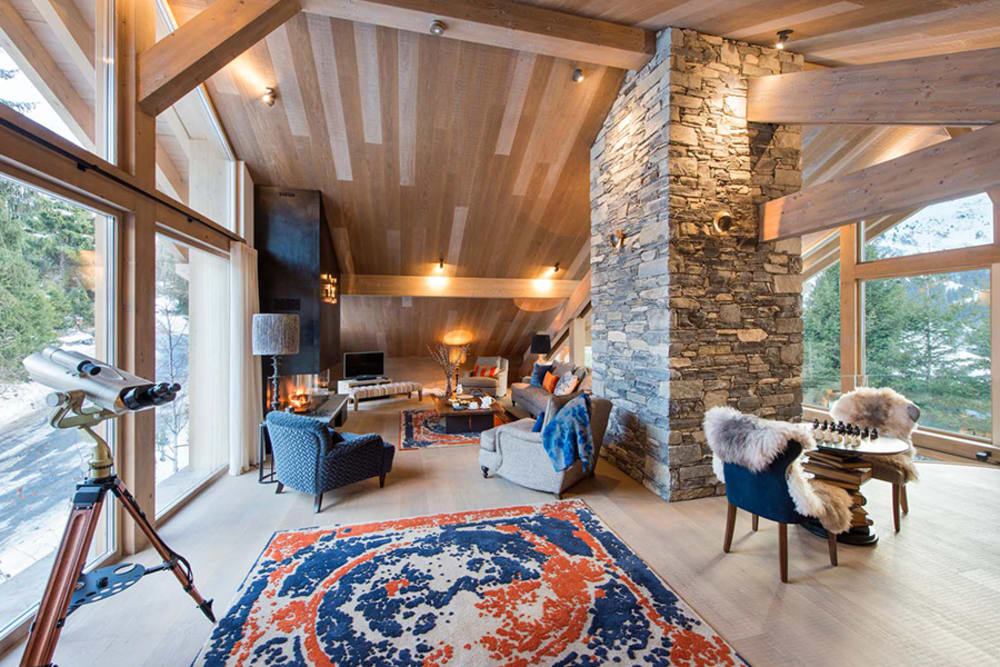 Best Luxury Chalets in the French Alps for Christmas