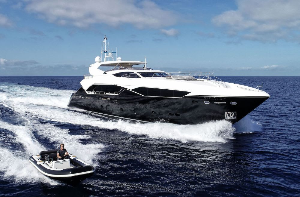 New Worldwide Central Agent for the Sale of Superyacht CHIMERA