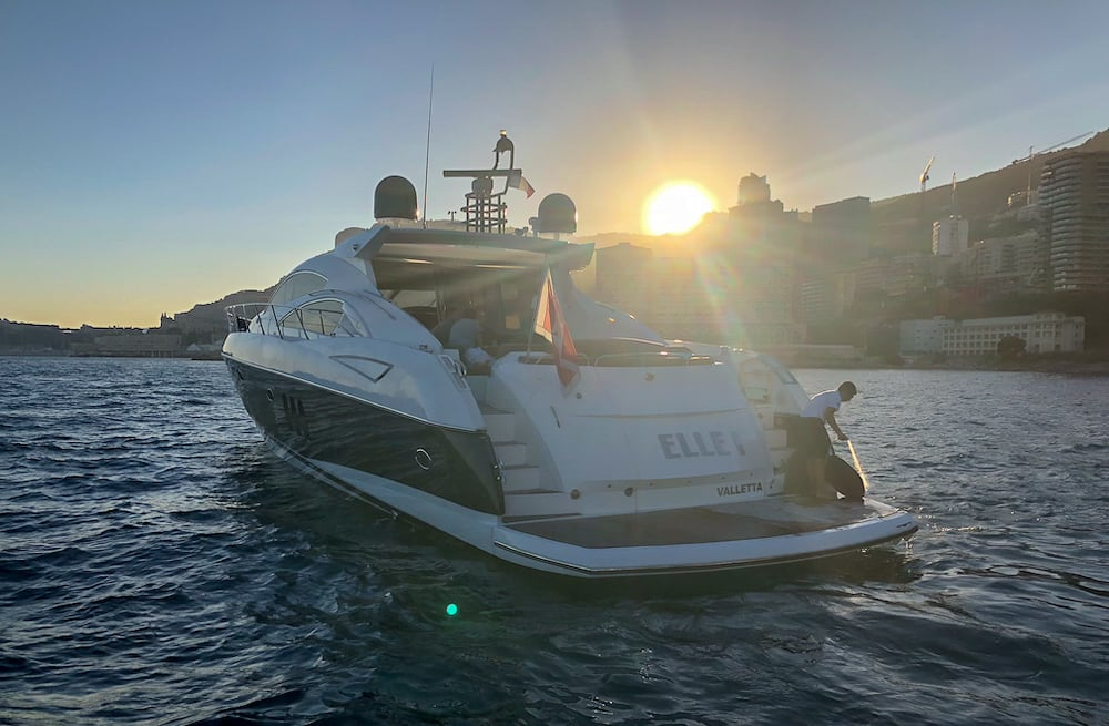 SuperYachtsMonaco Appointed Sales Central Agent for 22m Sunseeker, ELLE I