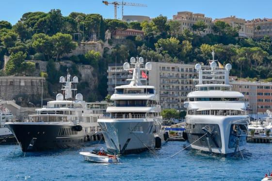 2018 Monaco Yacht Show