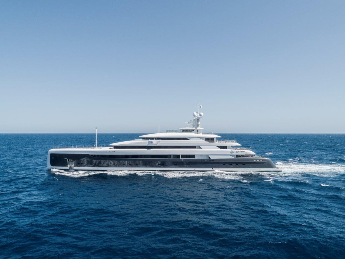 Motor Yacht ILLUSION PLUS for Sale with SuperYachtsMonaco
