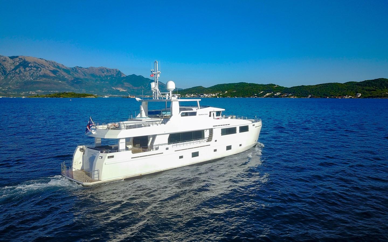 Motor Yacht SERENITAS for Sale with SuperYachtsMonaco