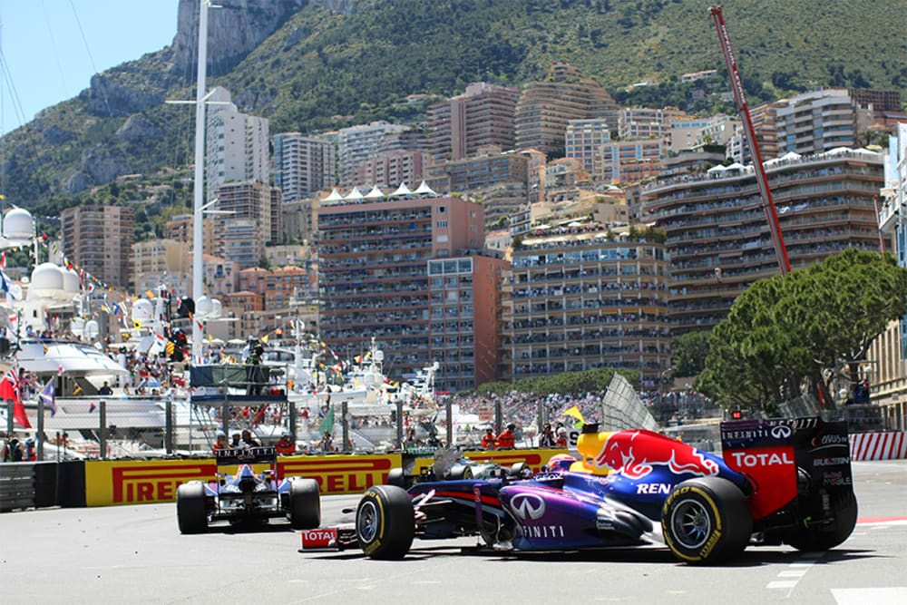 Get Set for the Best Events at the Monaco Grand Prix 2017