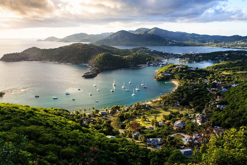 The Best Destinations for a Christmas and New Year Charter