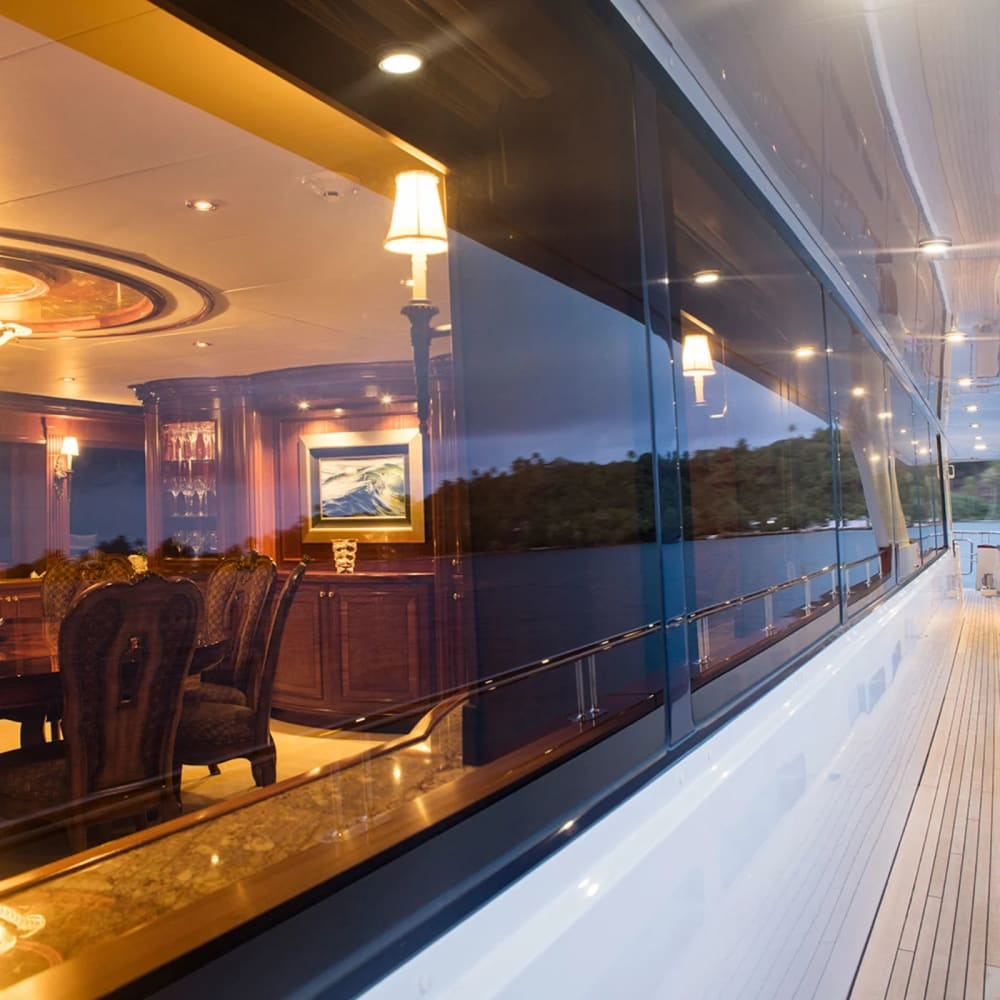 New Worldwide Joint Central Agent for the Sale of 43m Richmond Yacht PLAYPEN